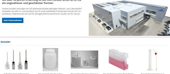 LMS mit eigenem Onlineshop – www.lms-lab.de
